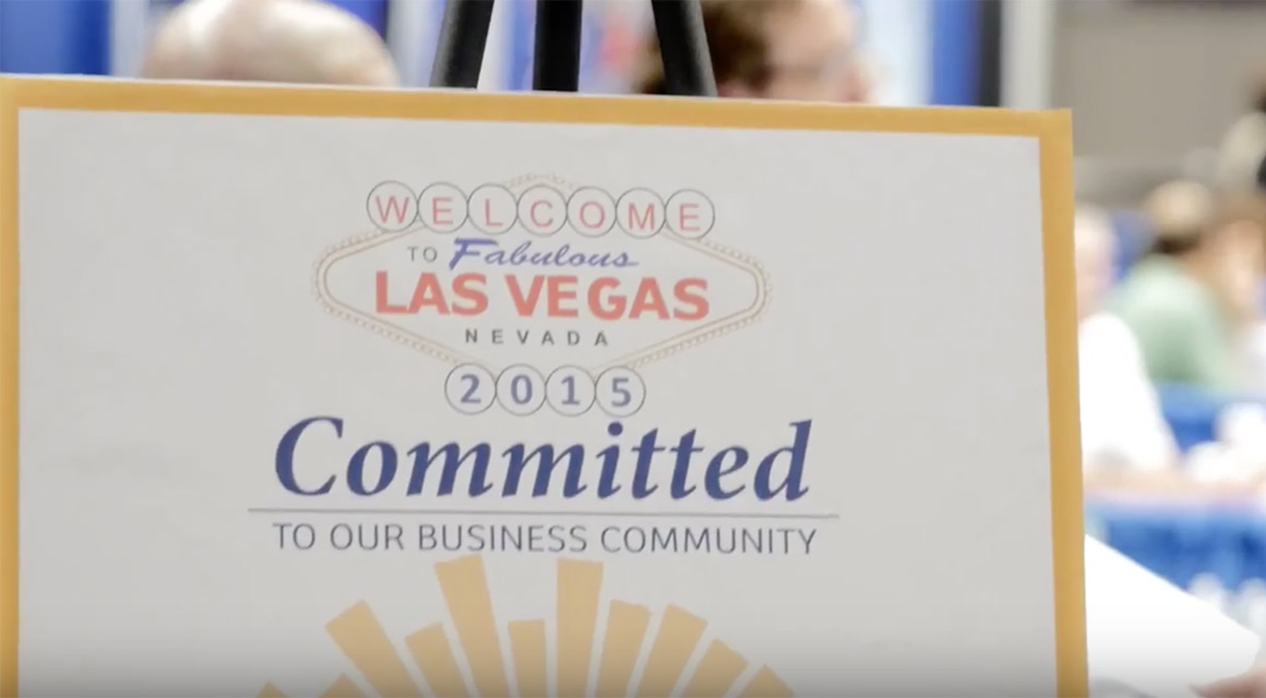 LVCVA: Committed To Our Business Community 2015