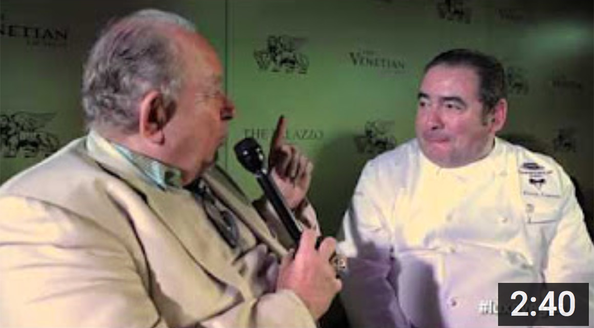 Chef Emeril Lagasse Brings His Cuisine to Vegas (#LUXEVEGAS)
