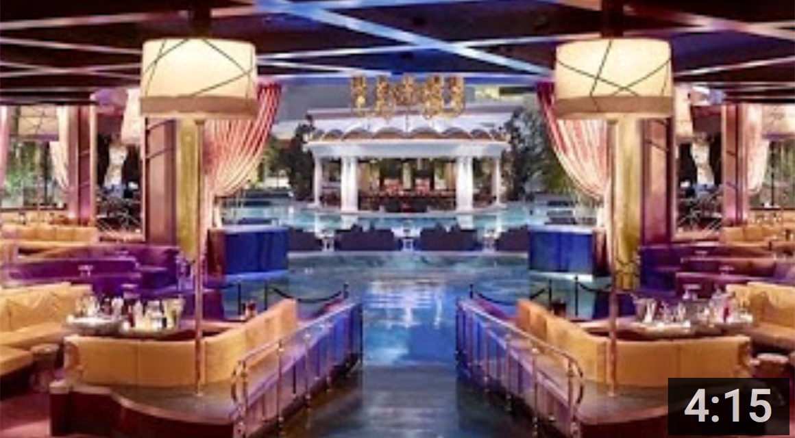 Most Expensive Accommodations in Las Vegas  (#LUXEVEGAS)